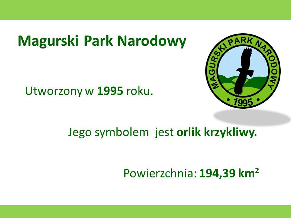 Karkonoski Park Narodowy Utworzony w 1959 roku. Jego symbolem jest Chojnik. Powierzchnia: 55,80 km 2