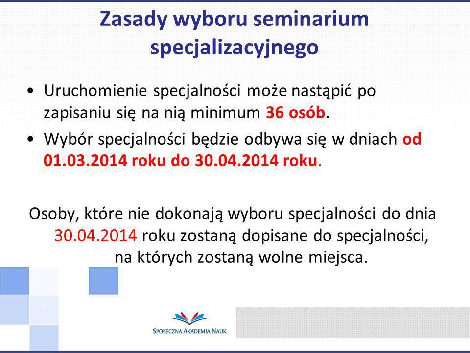 Kontakt z: Katedrą Rachunkowości:Katedrą Finansów: katrach@spoleczna.plprof.