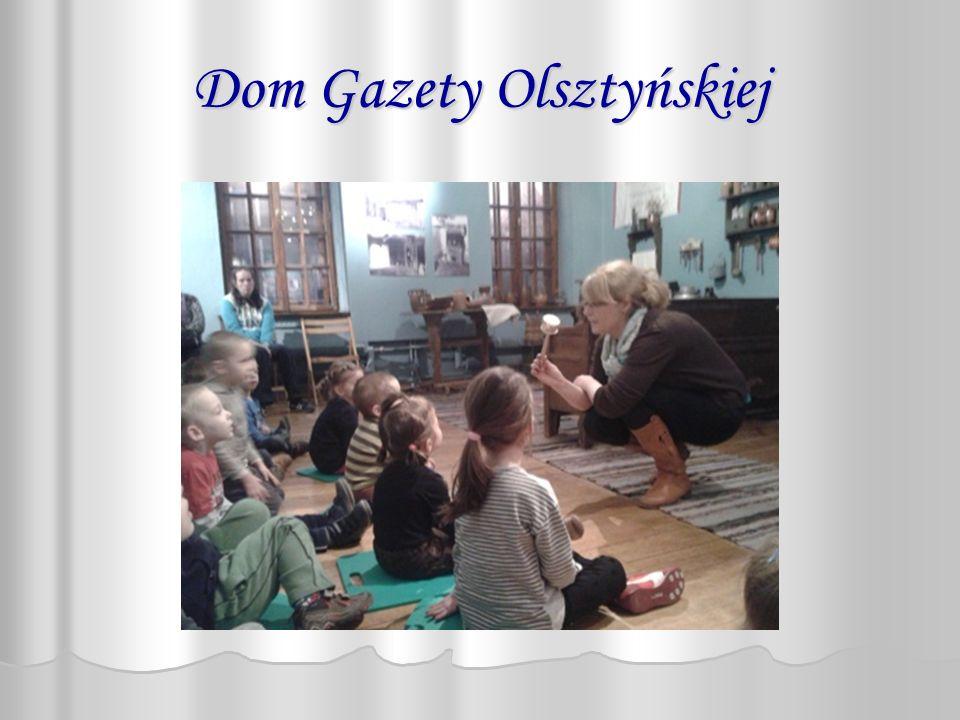 Dom Gazety Olsztyńskiej