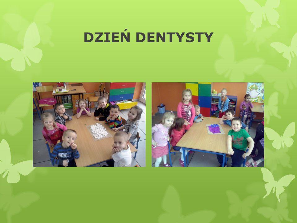 Z okazji Dnia Dentysty mieliśmy specjalnie przygotowane zajęcia edukacyjne, podczas których wspólnie ustaliliśmy co należy robić, aby mieć piękne i zdrowe zęby.