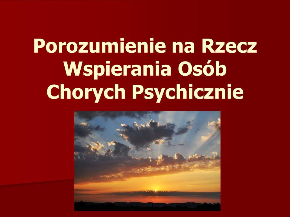 Porozumienie na Rzecz Wspierania Osób Chorych Psychicznie