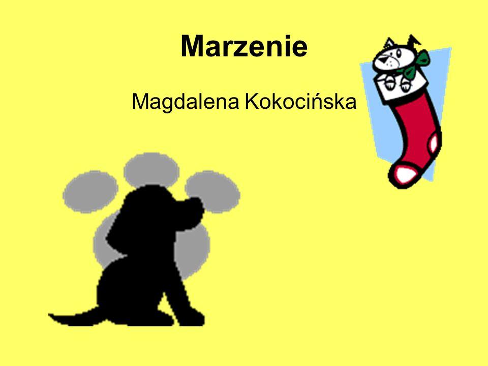 Marzenie Magdalena Kokocińska