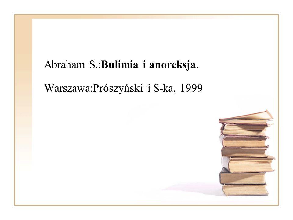 DyoniziakR.: Młodzieżowa podkultura . Warszawa:Wiedza Powszechna, 1965