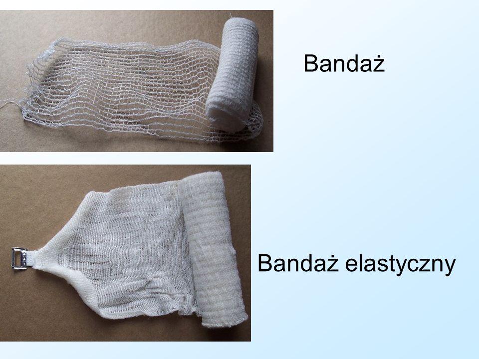 Bandaż elastyczny Bandaż