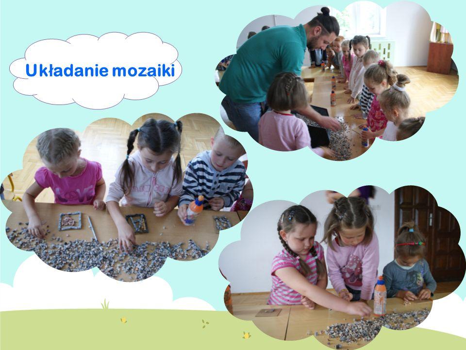 Uk ł adanie mozaiki