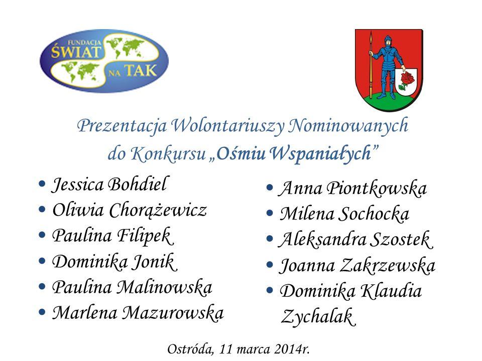 Budujemy Świat na Tak Dziękujemy za uwagę Prezentację przygotowały: Jolanta Dakowska Elwira Kowalska