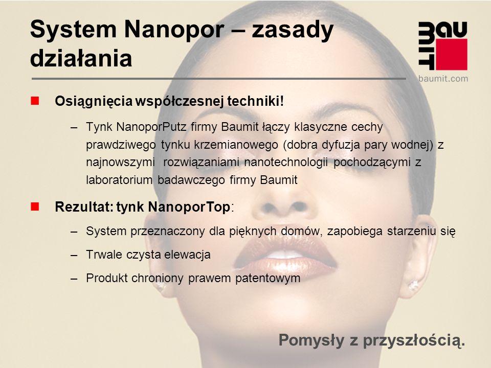 Pomysły z przyszłością.System Nanopor – zasady działania Osiągnięcia współczesnej techniki.