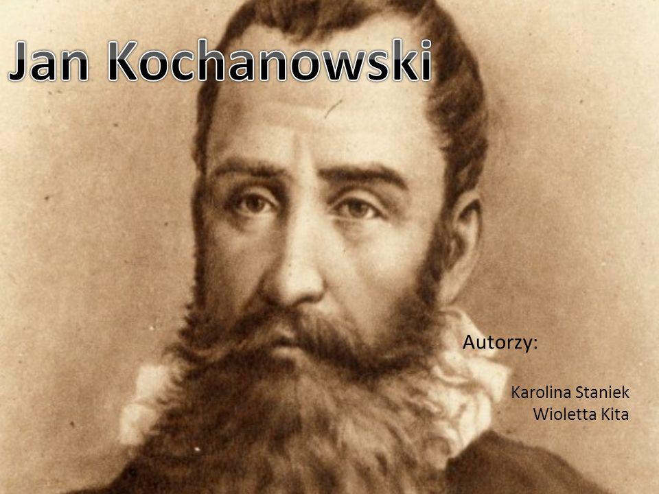 Kochanowski urodził się w Sycynie niedaleko Radomia.