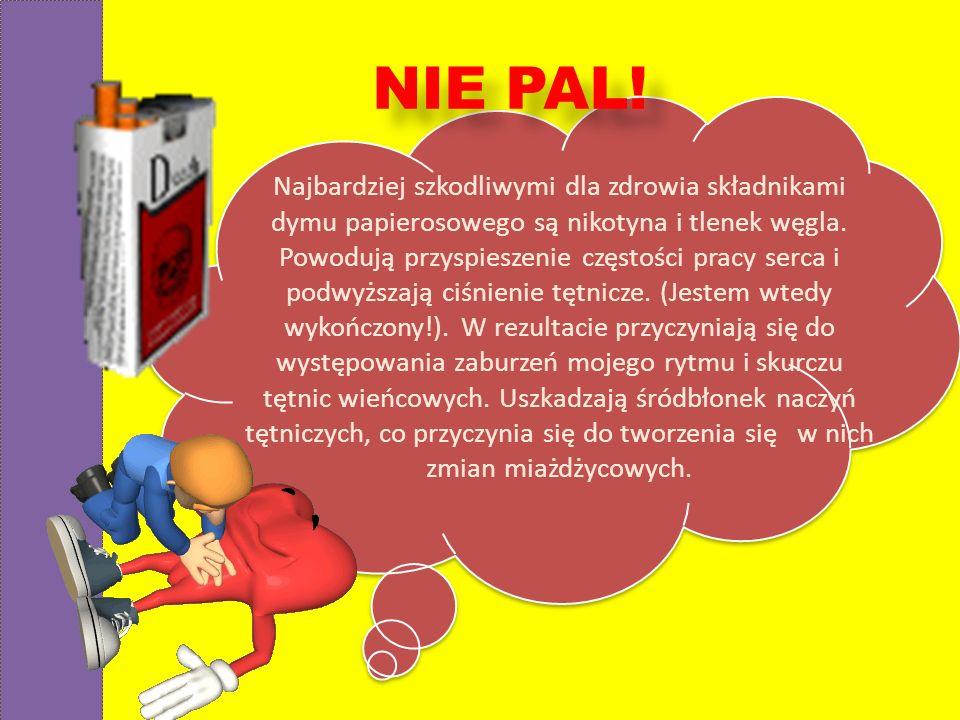 RUSZAJ SIĘ.Systematyczny ruch fizyczny wywiera korzystny wpływ na układ krążenia.