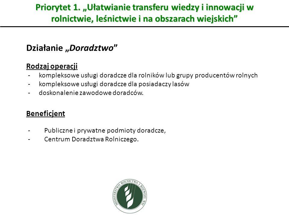 Działanie: Program rolnośrodowiskowo-klimatyczny Pakiet 1.
