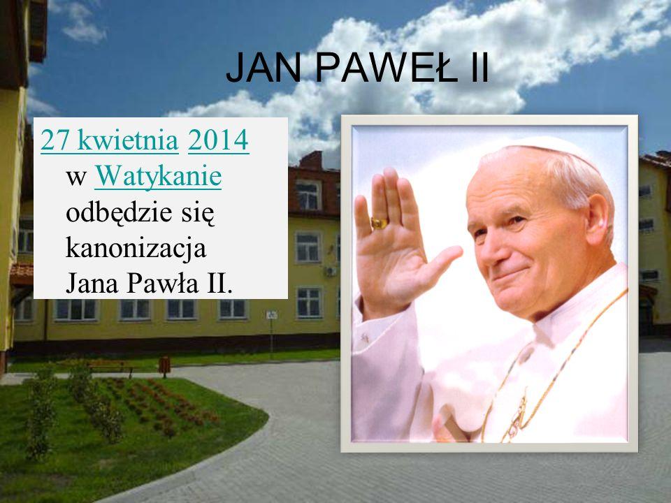 Jan Paweł II odznaczał się ogromnym poczuciem humoru