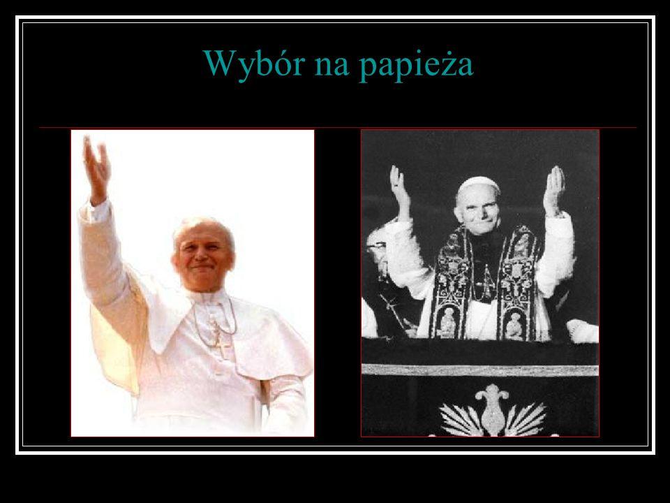 Wybór na papieża