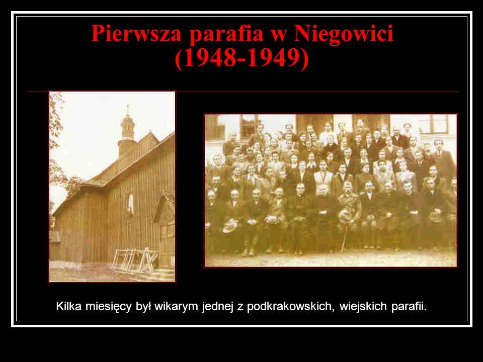Karol Wojtyła jako biskup (1958 r) Już jako biskup brał udział w rekolekcjach Episkopatu Polski na Jasnej Górze, a zaraz potem uczestniczył w pracach konferencji plenarnej Episkopatu.