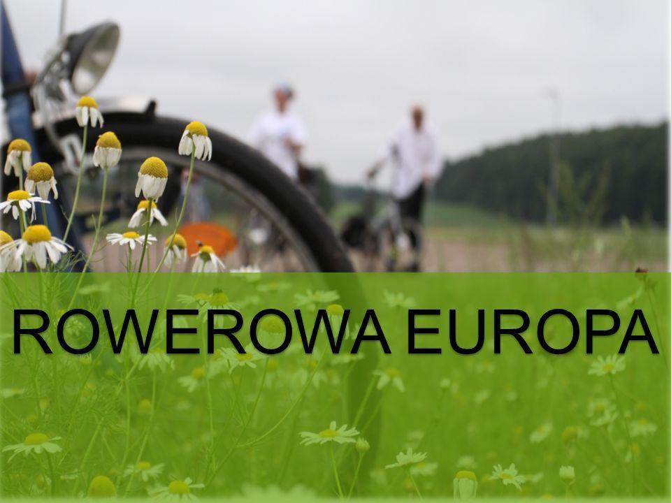 PRZECIĘTNE CODZIENNE WYDATKI W EURO 53 EURO średnie dzienne wydatki turysty rowerowego Źródło: The European Cycle Route Network EuroVelo - Challenges and Opportunities for Sustainable Tourism, Study - Directorate-General For Internal Policies, 2012 IP/B/TRAN/FWC/2010-006/Lot5/C1/SC1 353 EURO średnie wydatki turysty rowerowego podczas całego wyjazdu 21 16 8 6 2