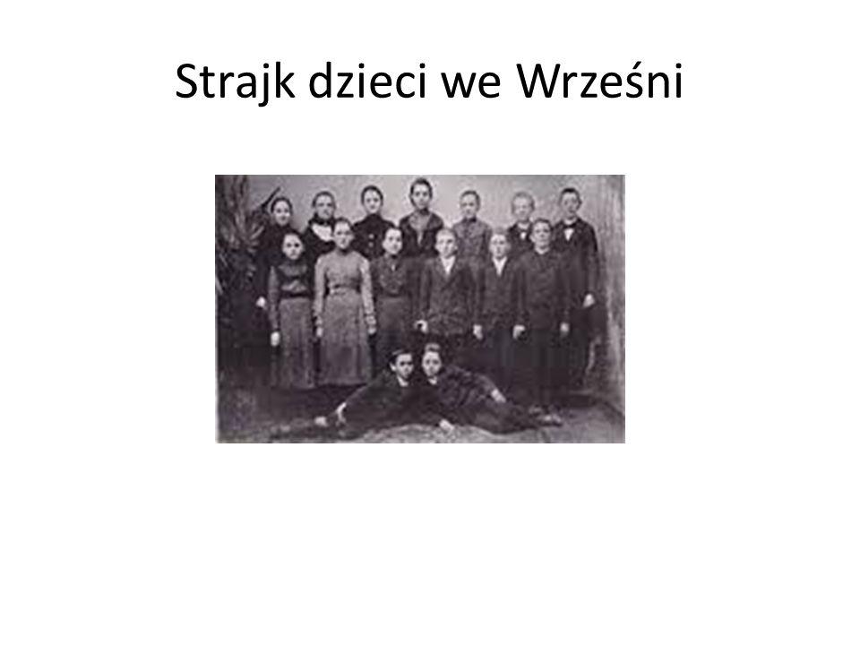 Strajk dzieci we Wrześni