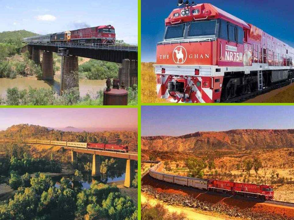 TranzAlpine Nowa Zelandia Najsłynniejsza linia kolejowa Nowej Zelandii, przecinająca wspaniałe krajobrazowo tereny Wyspy Południowej nie szokuje długością ( tylko 223 km długości) ale dzięki śmiałemu poprowadzeniu należy do najpiękniejszych na świecie.