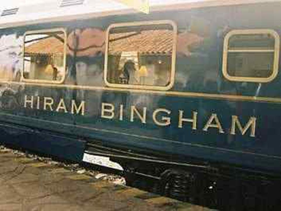 Pociąg Hiram Bingham jest najbardziej luksusowym sposobem na podróż między Cusco i Machu Picchu.. The Hiram Bingham zapewnia magiczną podróż. Luksusow