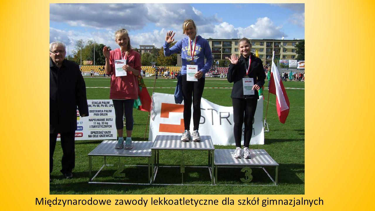 Memoriał Kamili Skolimowskiej Zdjęcie z Tomaszem Majewskim, dwukrotnym Mistrzem Olimpijskim