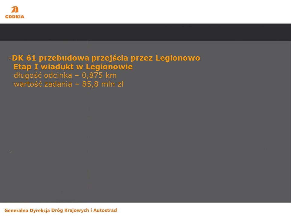 Obwodnice -A-2 w.Lubelska – Siedlce – granica woj.