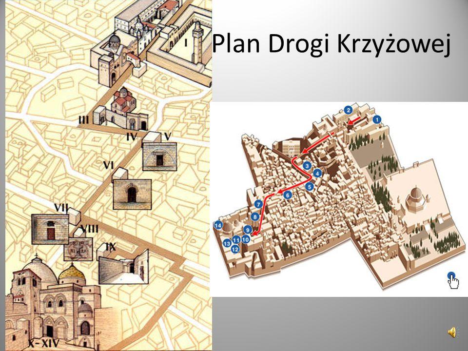 Plan Drogi Krzyżowej