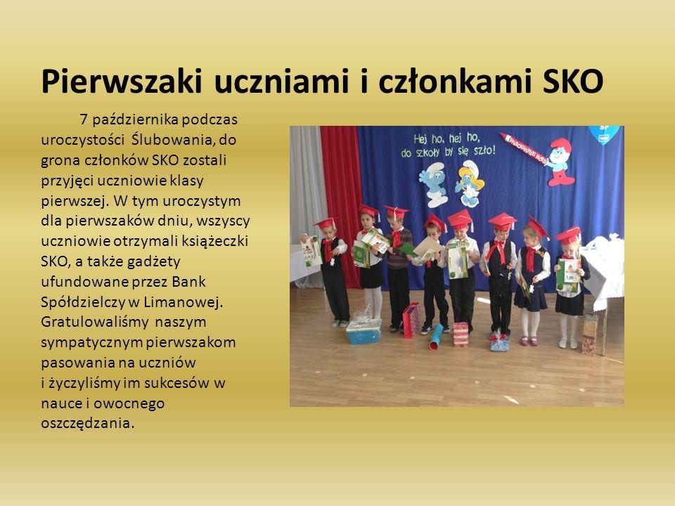 Konkurs wiedzy o oszczędzaniu 31 marca w naszej szkole odbył się konkurs wiedzy na temat oszczędzania.