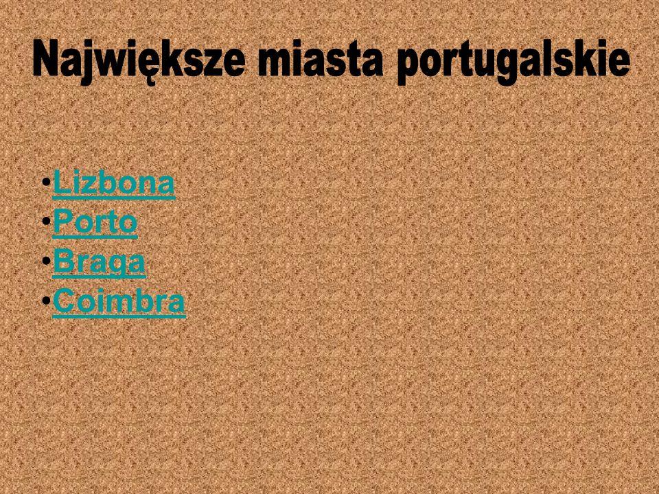 Lizbona Porto Braga Coimbra
