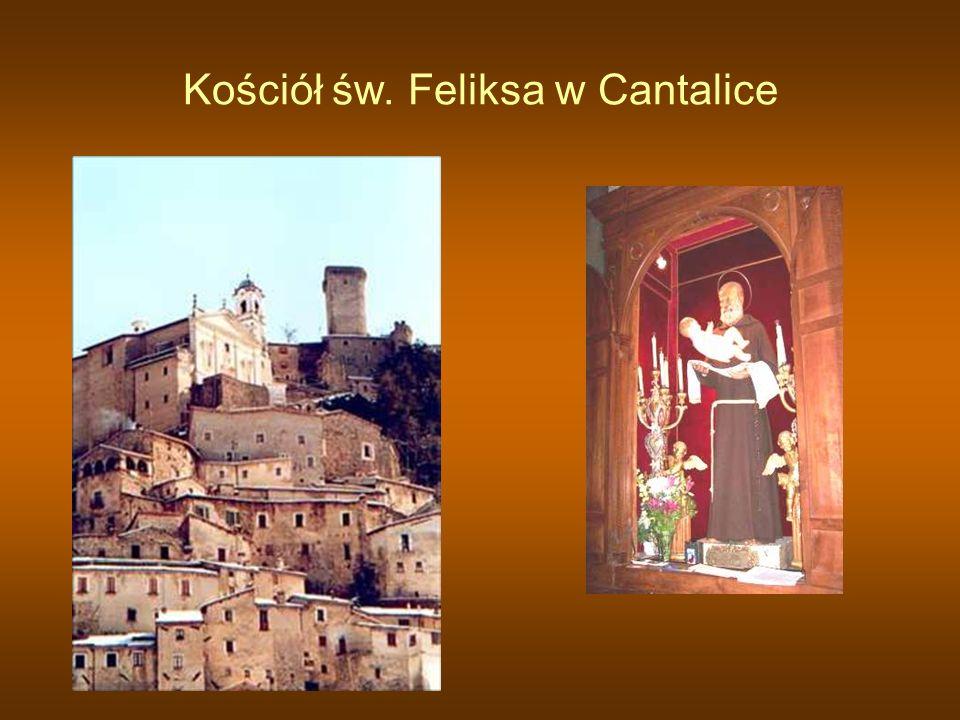 Kościół św. Feliksa w Cantalice