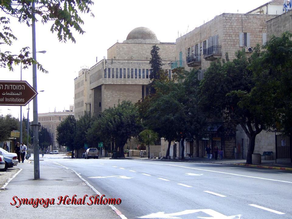 Synagoga Yeshurun