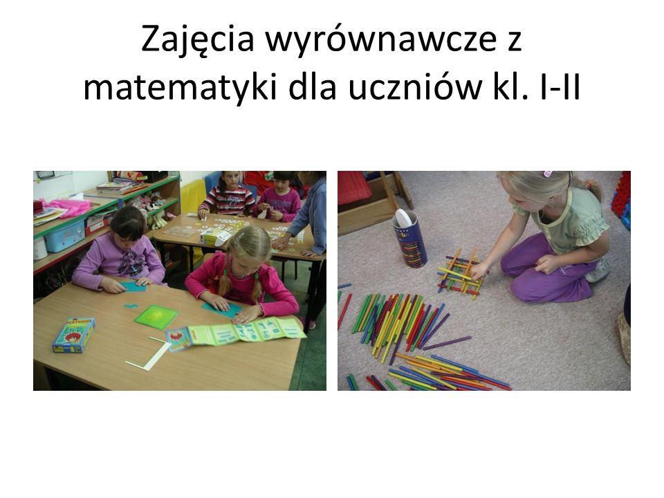 POPOŁUDNIA BEZ NUDY Zajęcia wyrównawcze z języka polskiego dla uczniów kl.