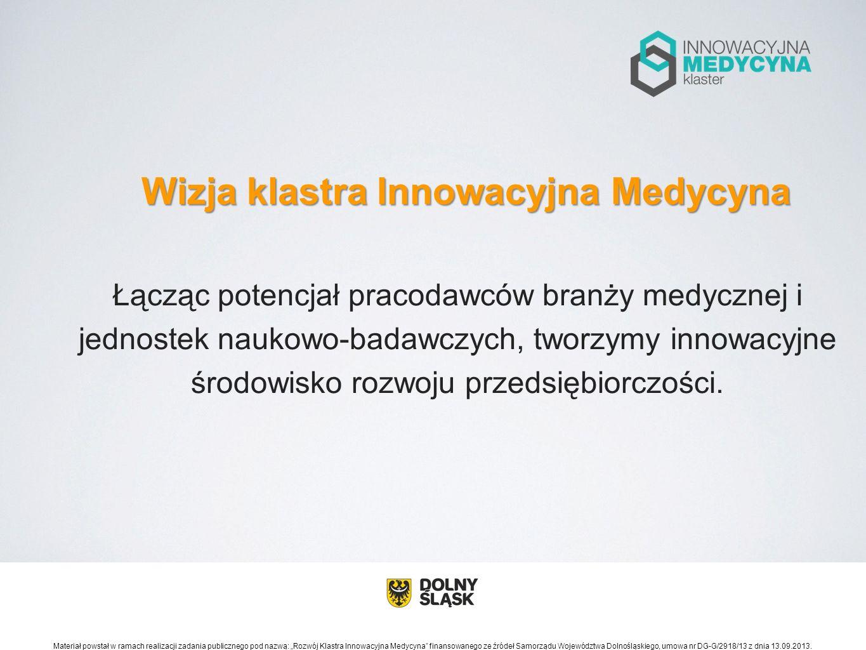 Wspieramy i inicjujemy współpracę na rzecz innowacji w branży medycznej.