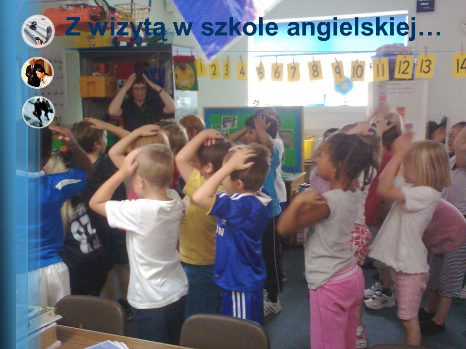 Z wizytą w szkole angielskiej…