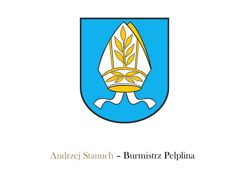 Andrzej Stanuch – Burmistrz Pelplina