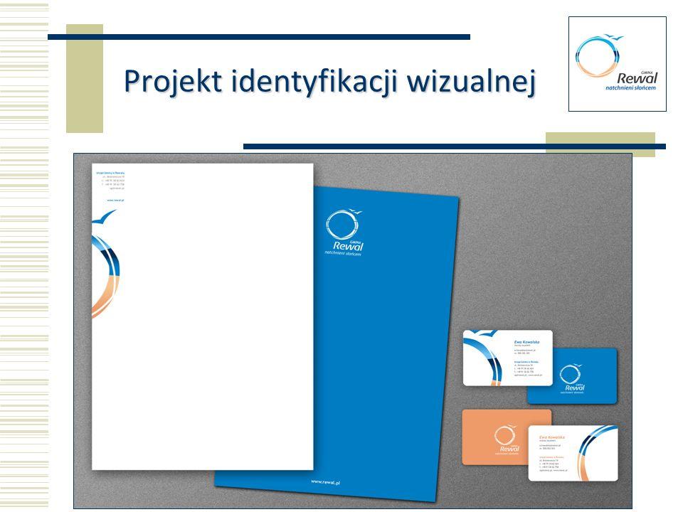 Projekt identyfikacji wizualnej