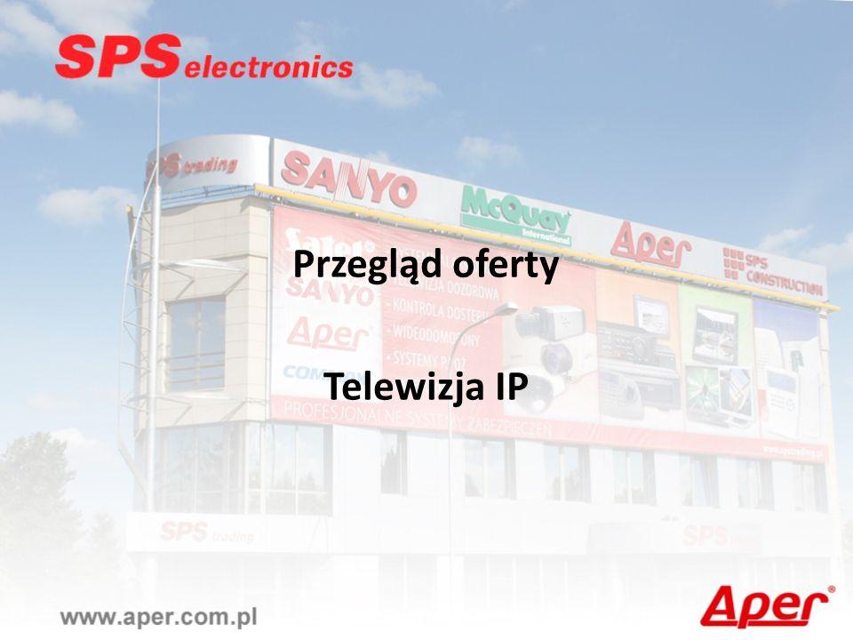 Przegląd oferty Telewizja IP