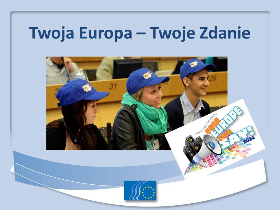 Twoja Europa – Twoje Zdanie