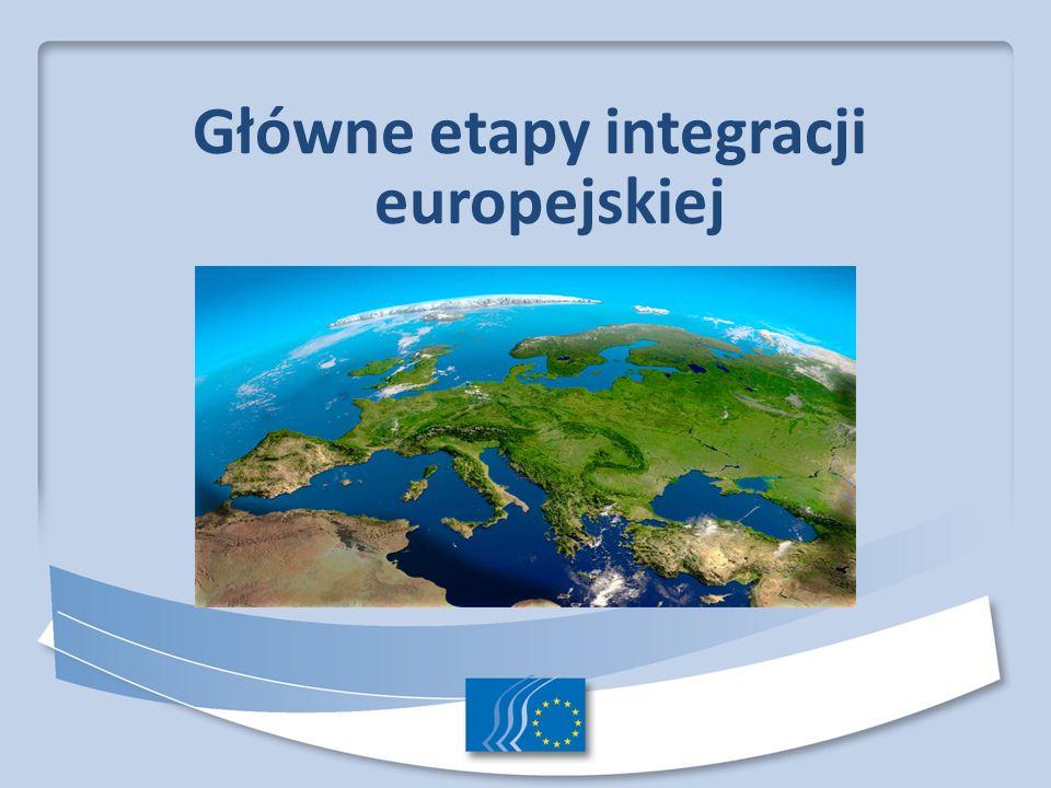 Rada Europejska Przedstawia wytyczne dotyczące polityki UE, określa ogólne kierunki i priorytety polityczne W jej skład wchodzą szefowie państw lub rządów państw członkowskich, a także jej przewodniczący oraz przewodniczący Komisji Europejskiej Przewodniczący: Herman Van Rompuy
