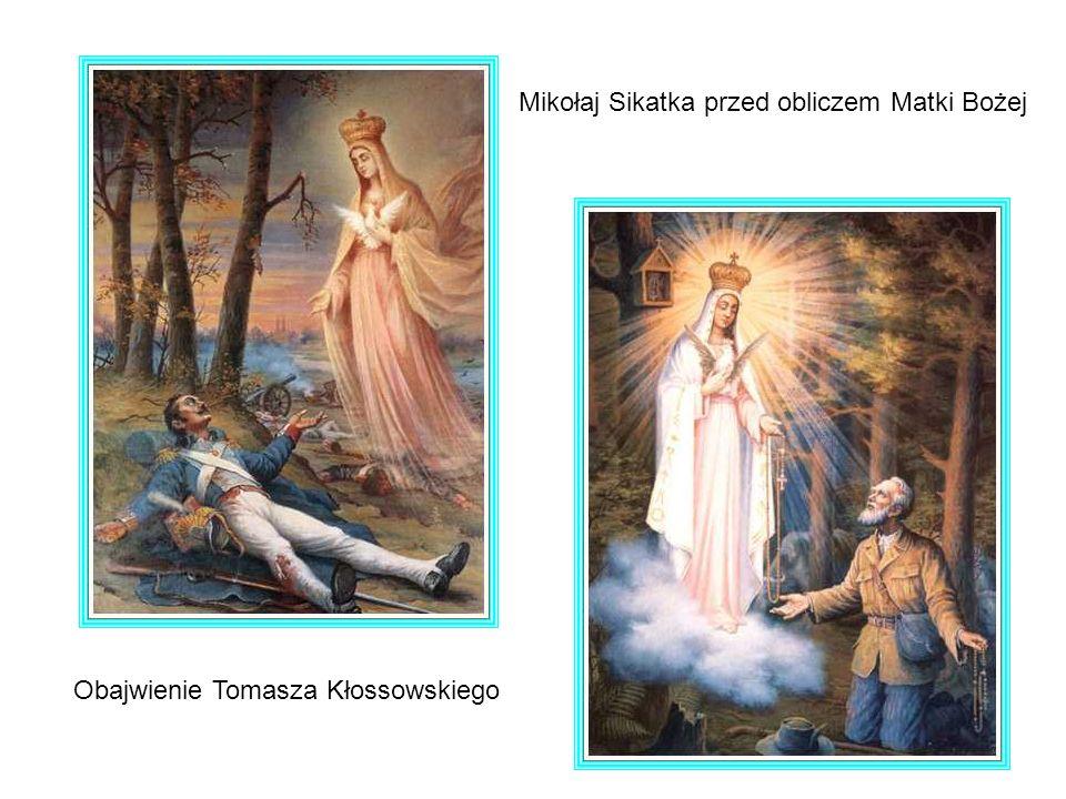 Relikwie św. Faustyny Kowalskiej w Kaplicy Miłosierdzia Bożego