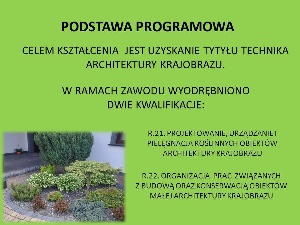Technik rolnik jest przygotowywany do: -wytwarzania i sprzedaży produktów rolniczych, -planowania i organizacji gospodarstwa rolnego, -organizowania pracy i procesów produkcji w gospodarstwie rolnym