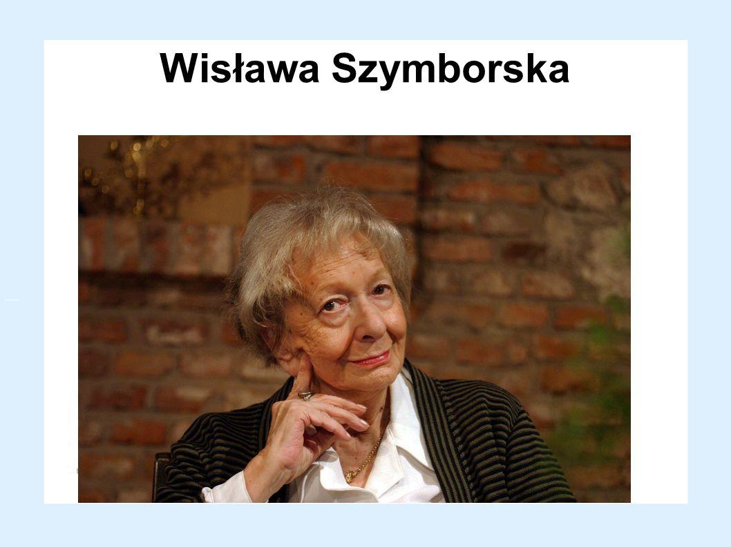 Dzieciństwo Maria Wisława Anna Szymborska urodziła się 2 lipca w 1923 na Prowencie, położonym na południe od zamku w Kórniku.