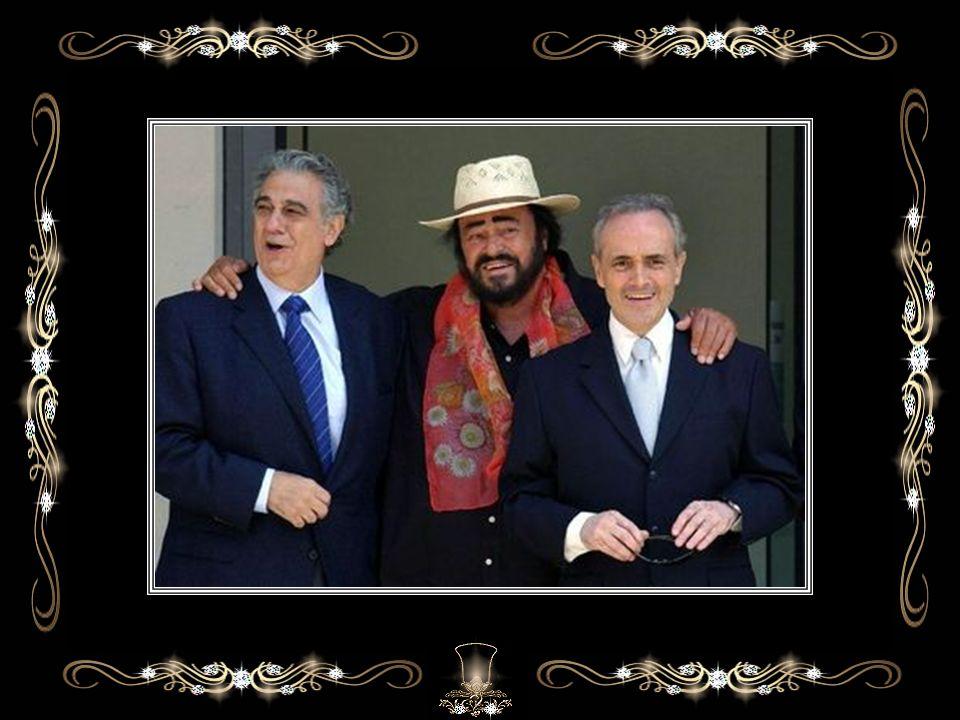 W latach 90., poczynając z koncertem 7 lipca 1990 w Termach Karakalli w Rzymie (w przeddzień meczu finałowego mistrzostw świata w piłce nożnej), zapoczątkował z Plácido Domingo i Jose Carrerasem słynne koncerty Trzech tenorów.