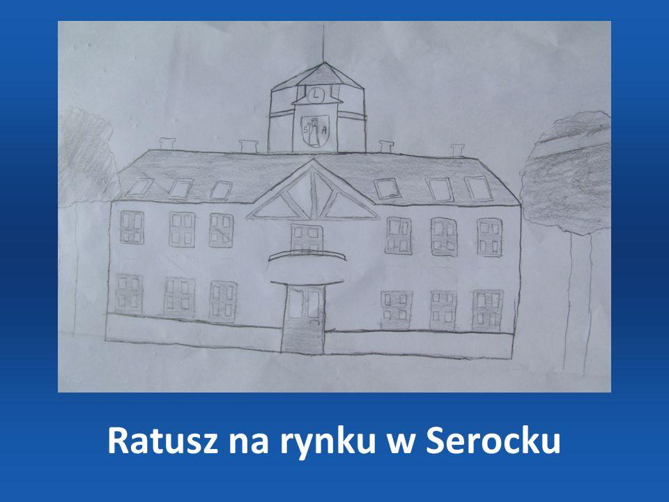 Ratusz na rynku w Serocku
