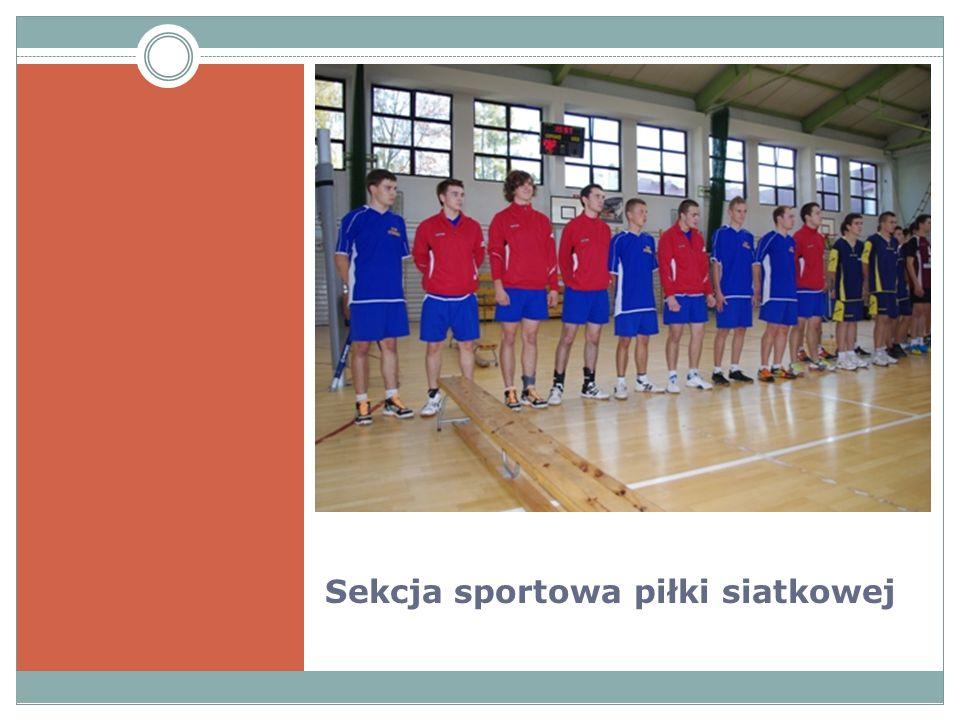 Sekcja sportowa piłki siatkowej