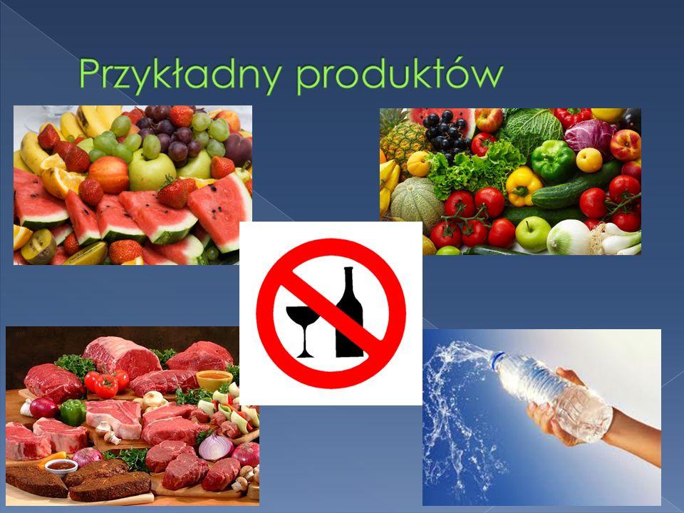 Warzywa i owoce powinny wchodzić w skład codziennej diety, gdyż są źródłem cennych witamin, zwłaszcza witaminy C oraz B - karotenu.