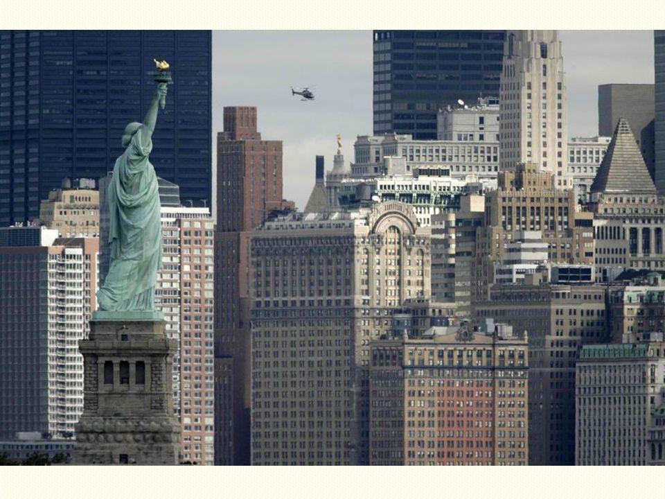 Obecnie pomnik służy jako główna atrakcja turystyczna Nowego Jorku.