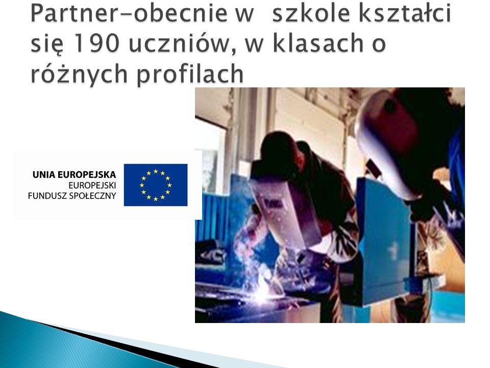 Głównym celem instytucji jest przygotowanie młodzieży do aktywnego życia zawodowego.
