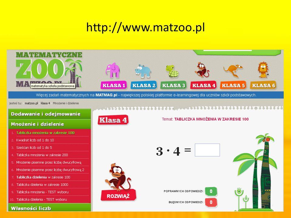 http://www.matzoo.pl