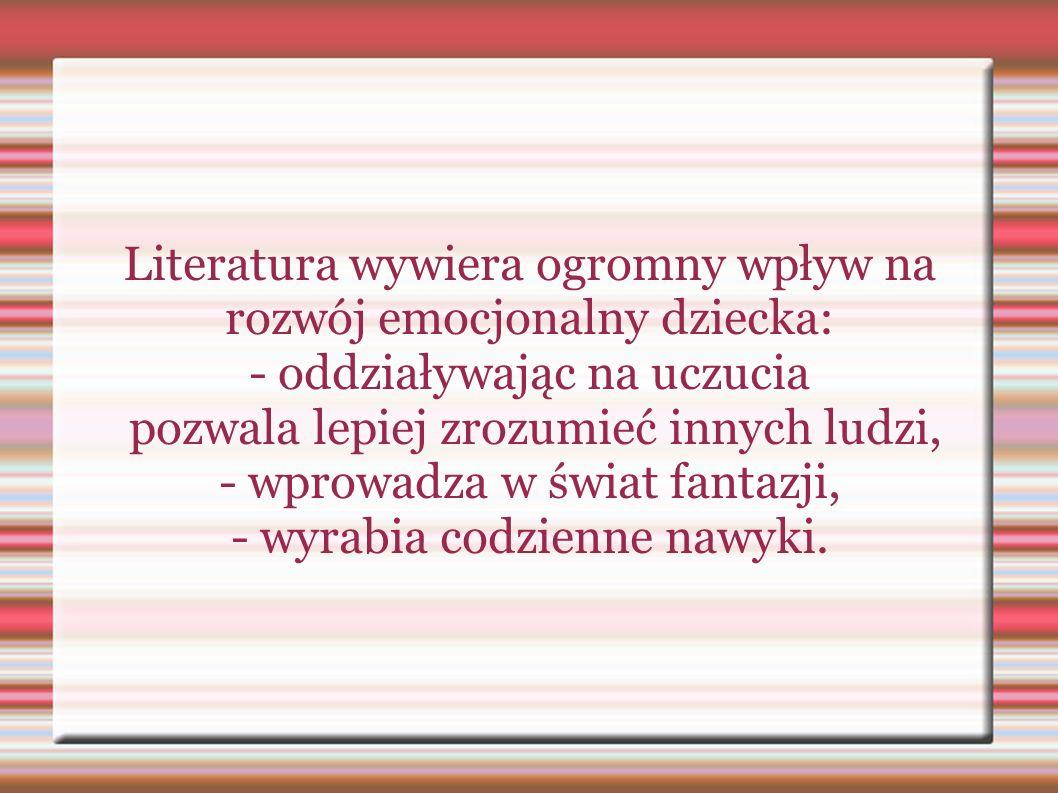 Rola ilustracji książkowych.