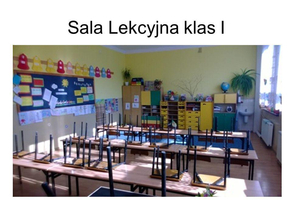 Sala Lekcyjna klas I