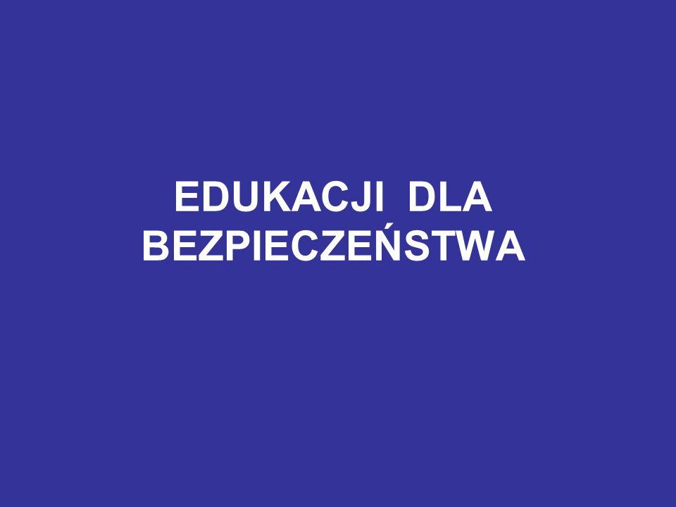 Kwalifikacje nauczycieli edukacji dla bezpieczeństwa