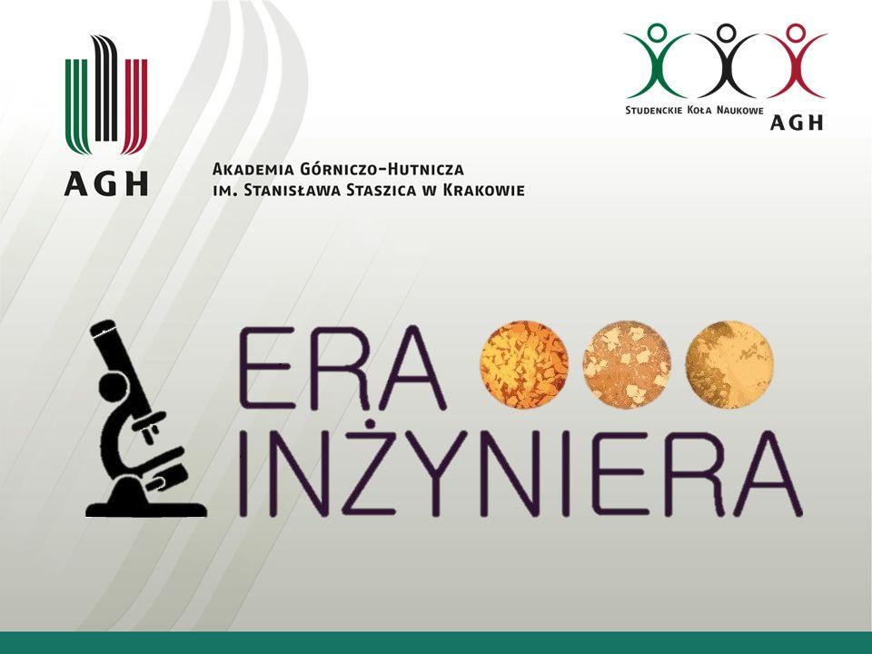 Powstanie koła Studenckie Koło Naukowe Era inżyniera zostało utworzone w listopadzie 2011 roku, a jego opiekunem została dr inż.